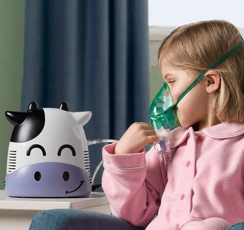 Современная промышленность выпускает массу устройств для лечения заболеваний дыхательных путей.