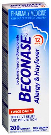 Действующее вещество Беконазе - беклометазон, относится к кортикостероидным гормональным средствам последнего поколения, а значит, может быть использован в качестве препарата первого выбора.