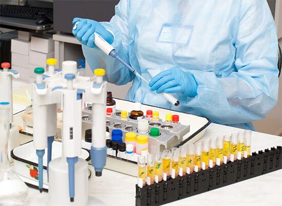 Лабораторная диагностика аллергии