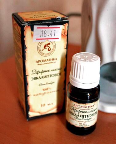 Эвкалиптовое масло при неправильном использовании может вызвать нарушение работы слизистой носа.