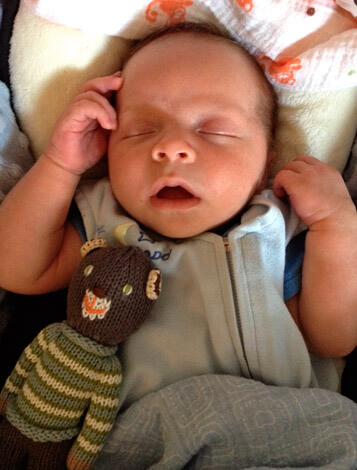 Физиологический насморк у ребенка