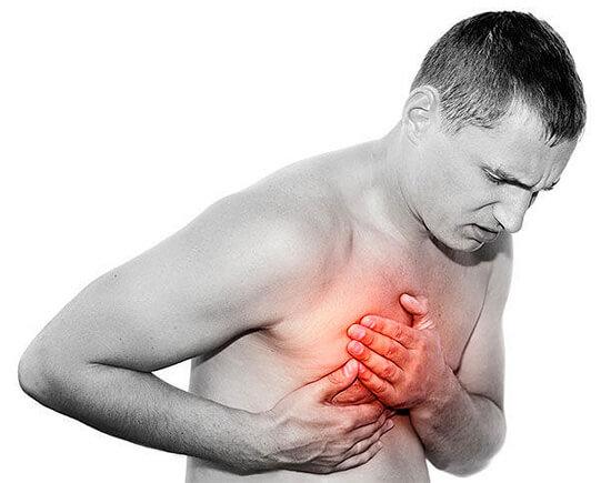 Приступ острой ревматической лихорадки