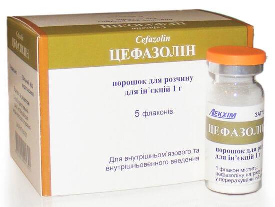 Антибиотик для инъекций при ангине