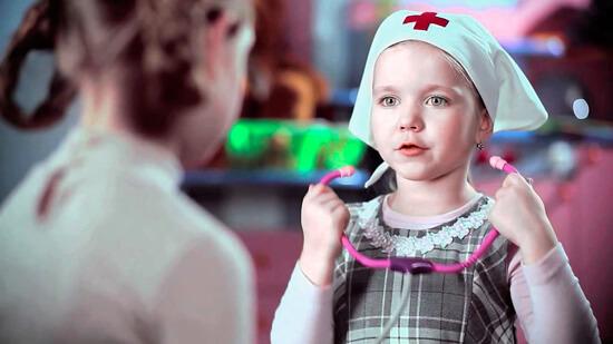 Несмотря на неудержимое желание, оставьте игры в доктора и больного детям