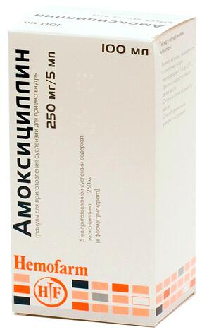 Самый безопасный антибиотик при ангине...