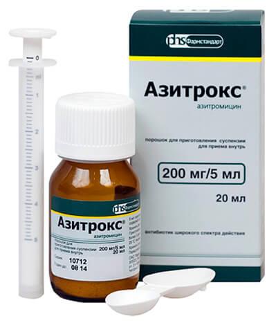 Во многих случаях азитромицин оказывается оптимальным средством для лечения ангины у взрослых.