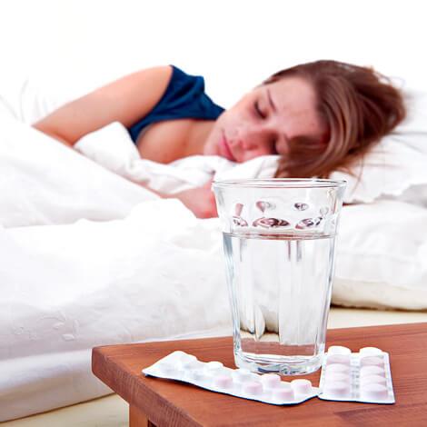 При развитии генерализованных симптомов грибковой ангины лучшими лекарствами будут хороший отдых и сон.