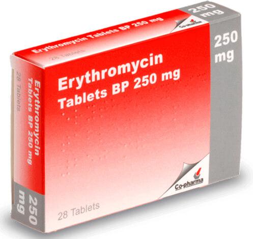 Стандартный набор таблеток для лечения ангины - 28-32 штуки.
