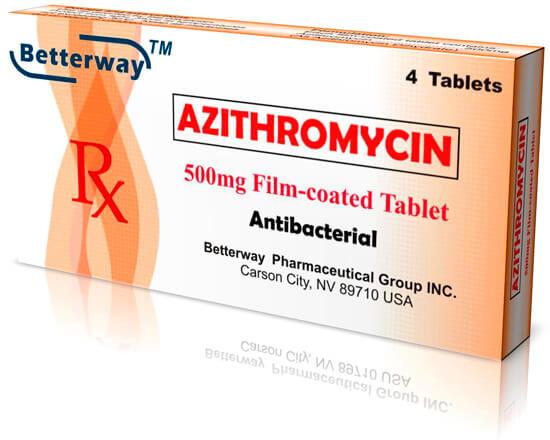 Азитромицин при ангине приходится менять обычно только из-за побочных эффектов.