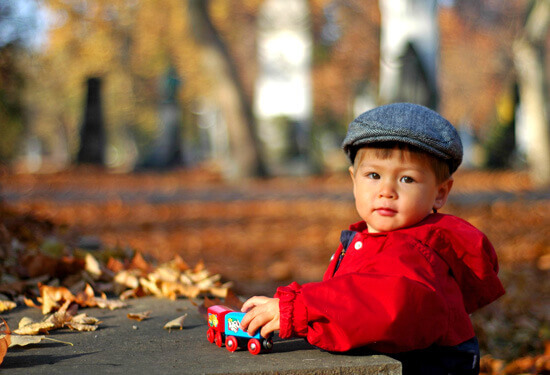 При болезнях прогулки даже более важны для детей, чем для здоровых детей.
