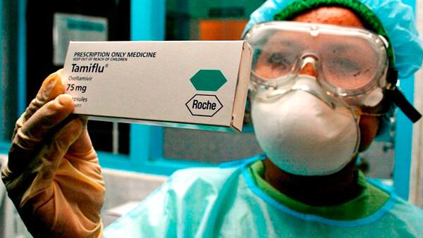 Тамифлю - средство против гриппа, эффективно борется с вирусом и продается только по рецепту.