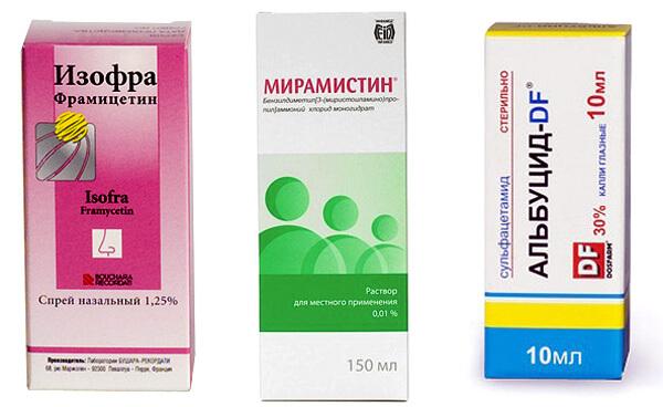 Даже при бактериальном насморке вероятность того, что эти препараты будут работать, минимальна.