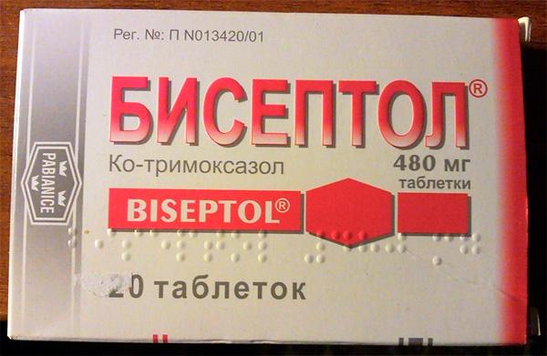 Бисептол - устаревшее, небезопасное средство с более низкой эффективностью, чем у большинства применяемых при ангине антибиотиков.